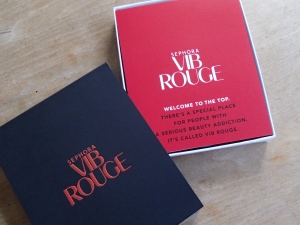 VIB Rouge Welcome Kit