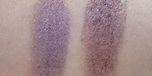 Left: Marc Jacobs Tease #1 Right: Urban Decay Rockstar